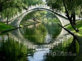Purple Bamboo Park v Pekingu
