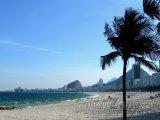 Rio de Janeiro - pláž Copacabana