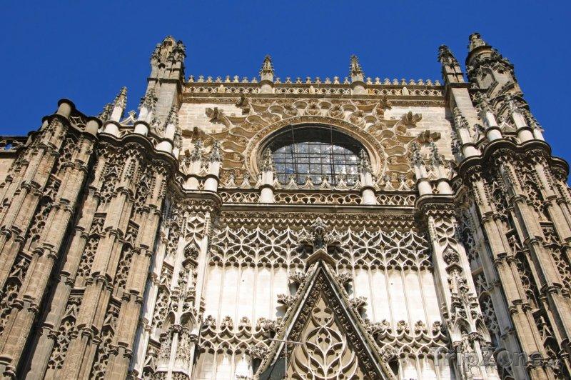 Fotka, Foto Sevillská katedrála (Sevilla, Španělsko)