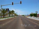 Silnice u pobřeží