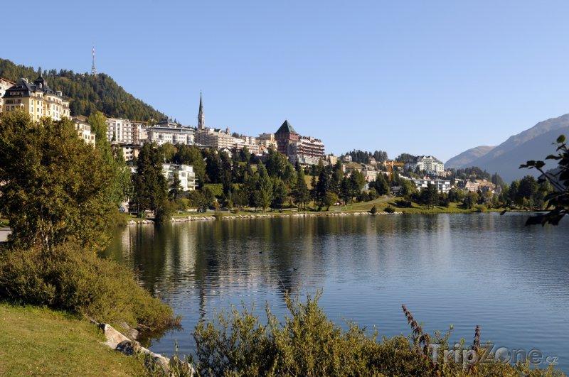 Fotka, Foto St. Moritz (Švýcarsko)