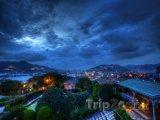 Stmívání v Nagasaki
