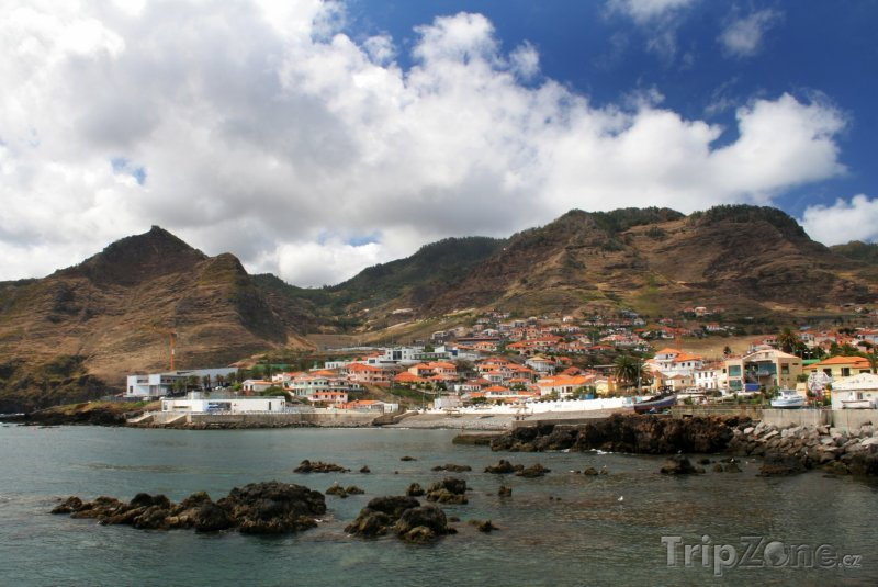 Fotka, Foto Středisko Machico na Madeiře (Madeira, Portugalsko)