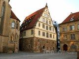 Stuttgart - historické centrum