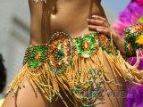 Tanečnice samby v Riu