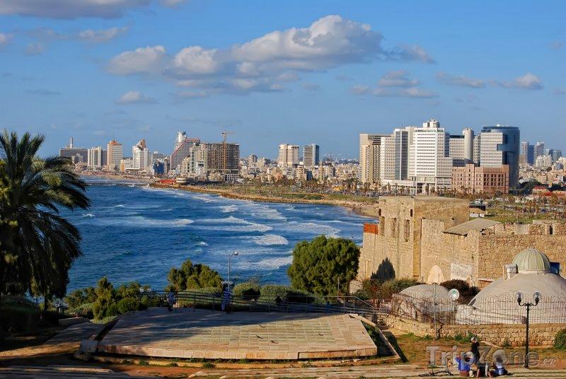 Fotka, Foto Tel Aviv, panorama (Izrael)