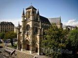 Ženeva - katedrála Notre Dame