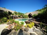 Bazén na Tahiti