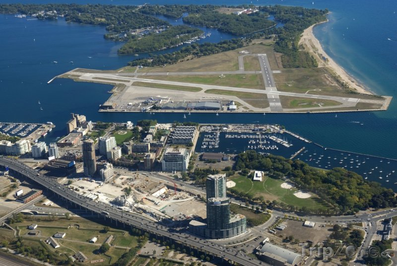 Fotka, Foto Billy Bishop City Airport (Toronto, Kanada)