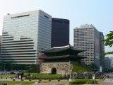 Brána Namdemun v Soulu