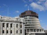 Budova parlamentu - Včelí úl