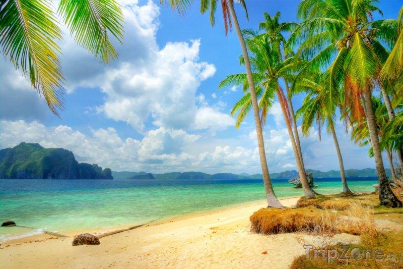 Fotka, Foto Exotická pláž (Filipíny)