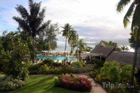 Hotelový resort v Papeete na Tahiti