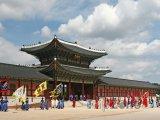 Jižní vchod do paláce Gyeongbok
