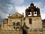 Kostel v Santo Domingu