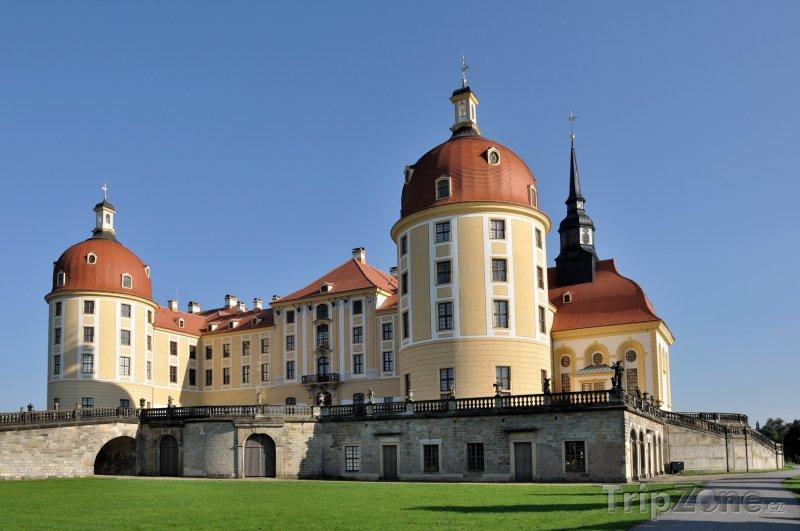Fotka, Foto Lovecký zámek Moritzburg (Drážďany, Německo)