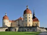 Lovecký zámek Moritzburg