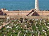 Maják u hřbitova