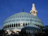Mešita krále Abdulláha v Ammánu