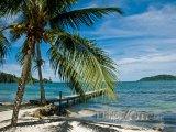Molo ve městě Bocas del Toro
