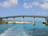 Most spojující ostrovy