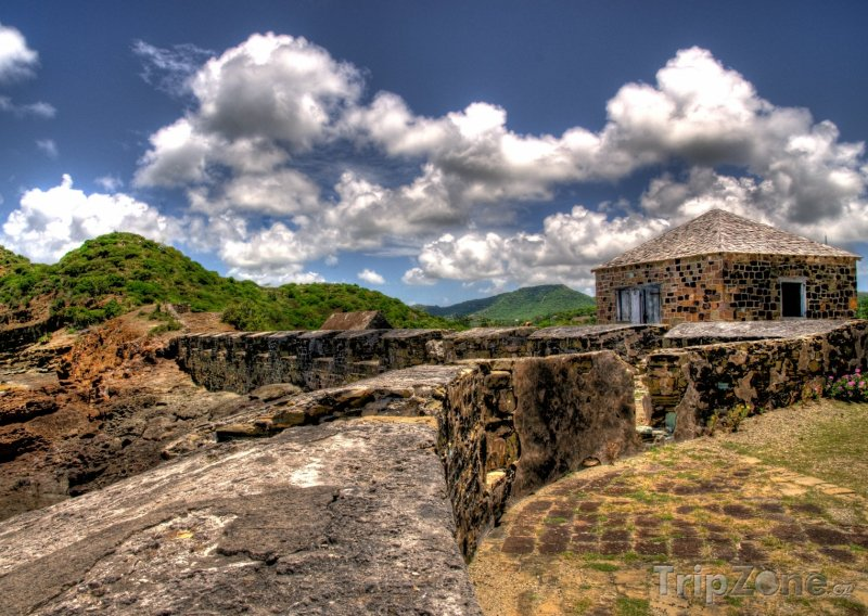 Fotka, Foto Nelsonova loděnice (Antigua a Barbuda)