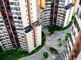 Obytné domy v centru města