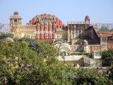 Palác Hawa Mahal v Rajasthanu