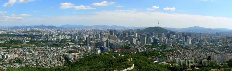 Fotka, Foto Panoráma (Soul, Jižní Korea)