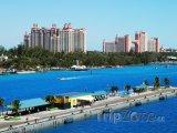 Panoramatický pohled na Paradise Island