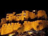 Pevnost Jaisalmer