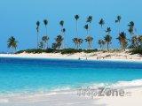 Pláž na Paradise Island