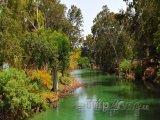 Řeka Jordán