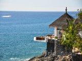 Restaurace nad oceánem