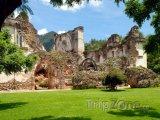 Ruiny kostela La Recoleccion