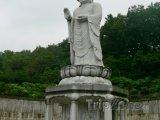 Socha Buddhy u chrámu Bongeunsa