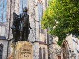 Socha J.S.Bacha v Lipsku