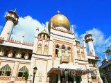 Sultánova mešita v Arabské ulici