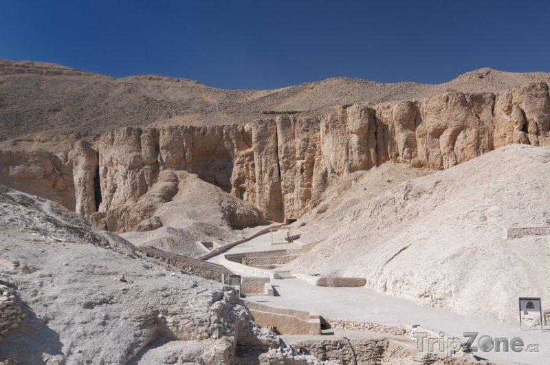 Fotka, Foto Údolí králů (Egypt)