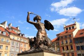 Varšavská mořská panna