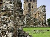 Viejo, ruiny staré části Panama City