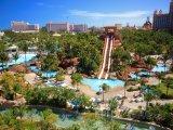 Vodní park v Atlantis Resortu
