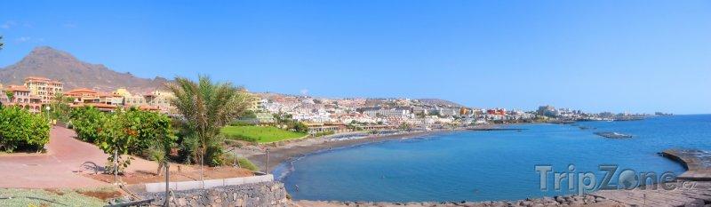Fotka, Foto Záliv Costa Adeje (Tenerife, Španělsko)