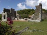 Zřícenina hradu Dubuc