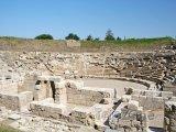 Amfiteátr ve městě Larissa