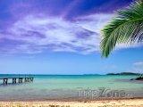 Azurové moře a obloha