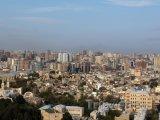 Baku panoráma