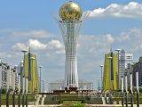 Bayterek, symbol města Astana