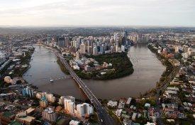 Brisbane panorama