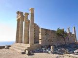 Chrám Athény Lindské